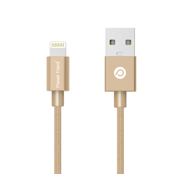 Lightning Cable (Gold)
